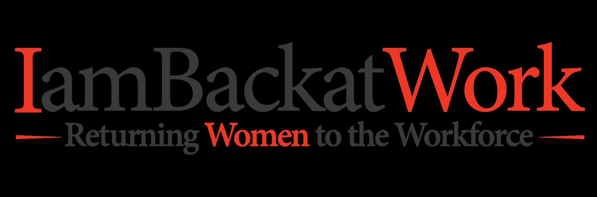 IamBackatWork