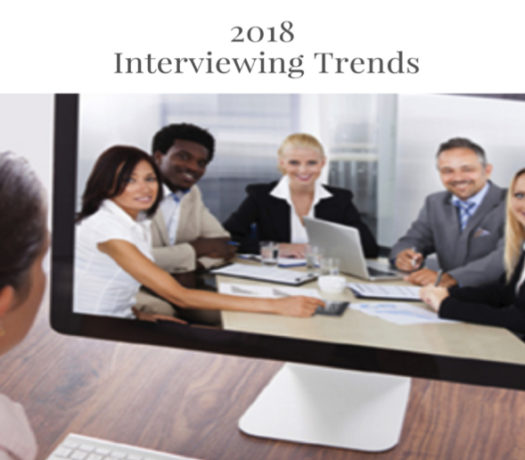 2018 Interviewing Trends